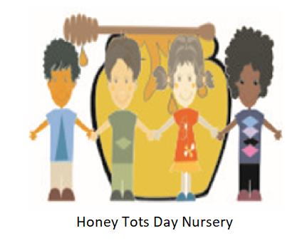 Honey Tots Day Nursery Logo